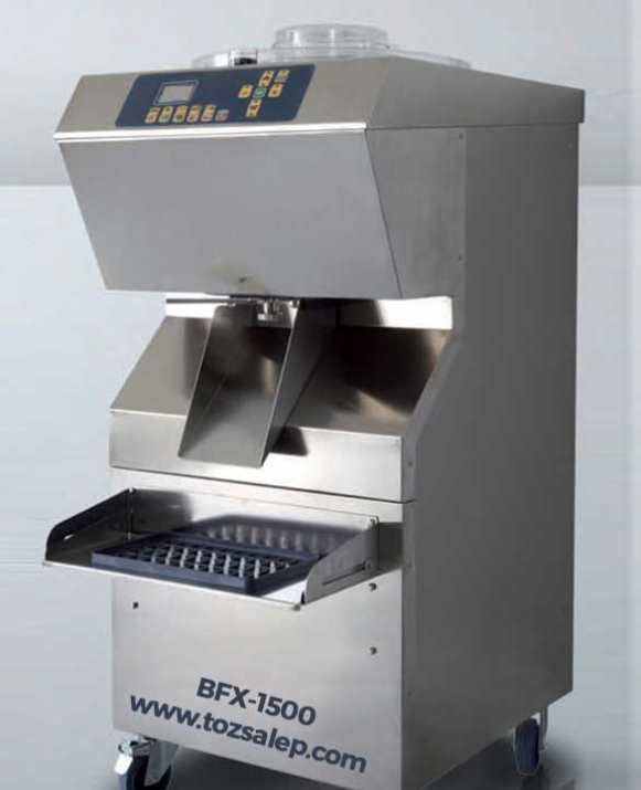 Staff Dondurma Makinası BFX 1500 Made in Italy (Ice Cream Machine)