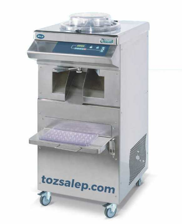 Staff Dondurma Makinası BFX 600 Made in Italy (Ice Cream Machine)